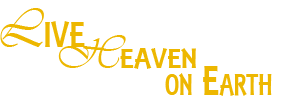 Live Heaven on Earth Logo